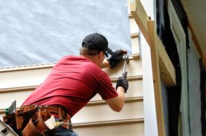 Siding Installation and repair contractor in Omaha